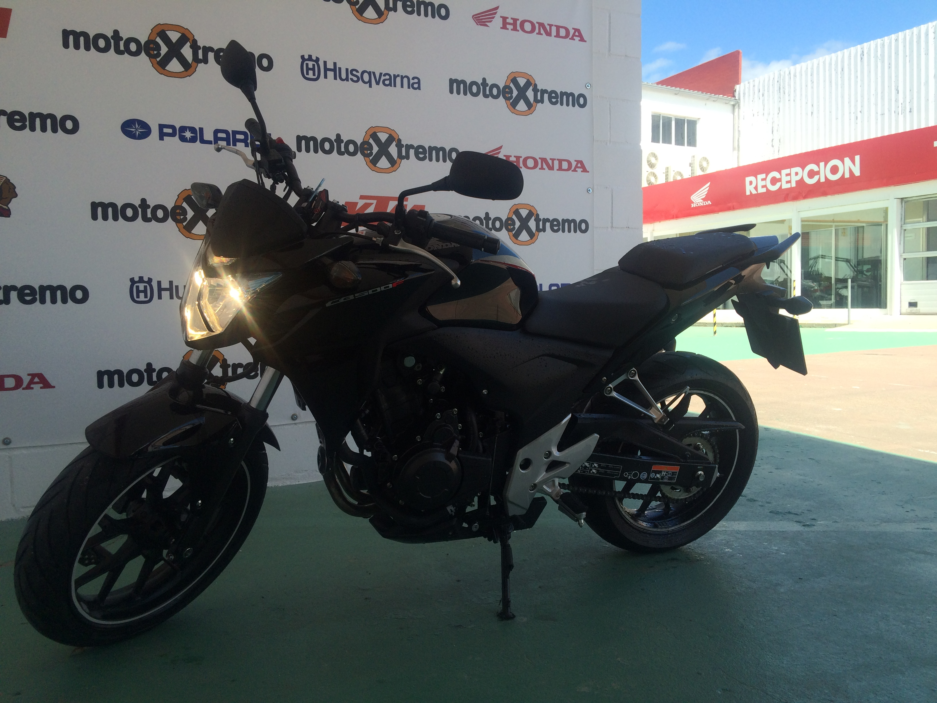 Honda Selection - Motos de ocasión